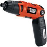 Black Decker volt position Screwdriver