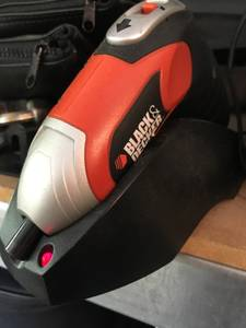 Black & Decker Electric Screwdriver (Cary)