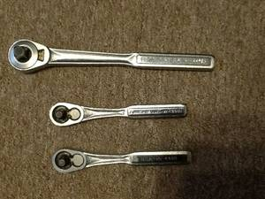 Craftsman Ratchet Wrenches Rapid Release (Brunswick)