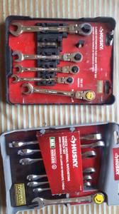 Husky Wrench Sets | Juego de Matracas Husky