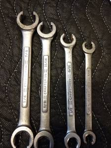 Craftsman Wrenches x16 - (Speciality) (Moon Twp)