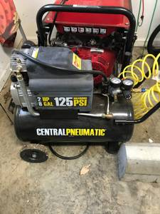 Air compressor (Blue Ridge)