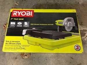 Ryobi 7