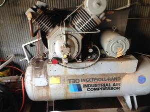 10 horsepower air compressor (Blackwell, OK)