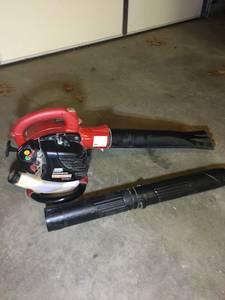 Craftsman gas leaf blower