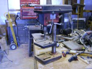 bench top drill press (candenton mo)