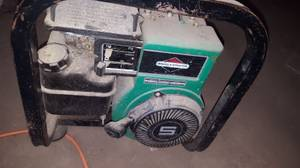 Generator (Gilcrease/sand springs)