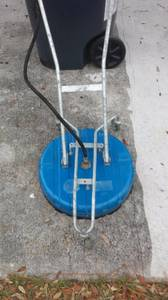 Surface Cleaner. Driveway Cleaner. For a Pressure Washer. (Southport)