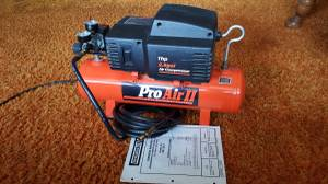 Air Compressor - Devilbiss Pro Air II (West Hills)