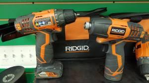 Like New Ridgid 12v Drill & Impact Tool Kit (922 Melbourne Rd)