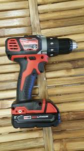 Like New Milwaukee 2606-20 Drill Set w Battery & Charger (922 Melbourne Rd)
