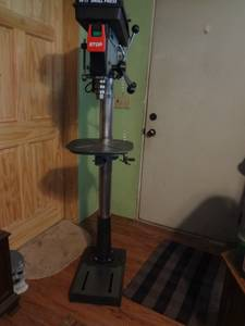 Delta 16 1/2 Floor Model Drill Press (Marathon, N.Y)