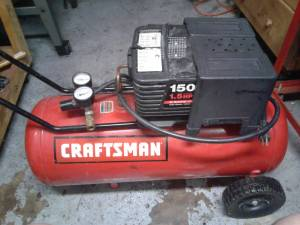Craftsman Air Compressor (Palm Coast)