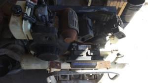 Diesel air compressor (Imperial valley)