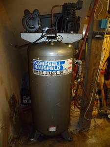 Campbell Hausfield Air Compressor (Mooresville)
