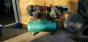 Air compressor for sale or trade (BROOMFIELD)