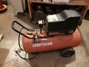 $150 OBO. Craftsman Air Compressor. (Tacoma)