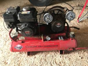 Gas air compressor Tahoe industries