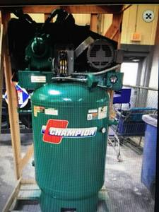 Ingersol rand Air compressor 3 phase commercial (Atlanta)
