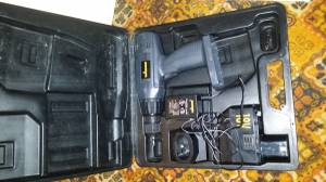 Wagner 18 Cordless Drill (18 Volts) (Glastonbury)