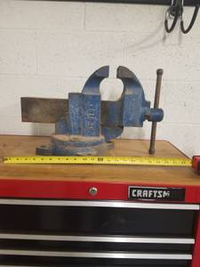 Bench Vice / Drill Press Vice (Yuma)