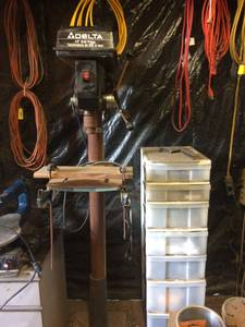 Delta Floor Drill Press (West Covina)