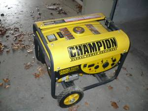 3500 Champion Generator (Owensboro)