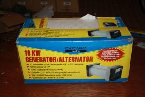 10 kw generator (louisville)