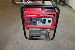 Honda eb3000 generator (Ma)