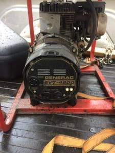Generac SVT 4200 8 HP Generator 110 / 240 volts (Crestwood)