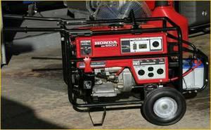 NEW Honda EB6500sx welder- 6500 watt generator!!!!! (owensboro)
