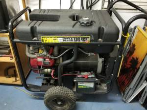 GENERAC 15000 Watt GENERATOR (interlachen)