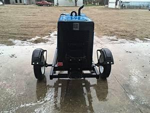 Miller 325 Welder Generator