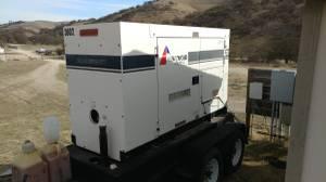 70 kva whisperwatt generator (San miguel)