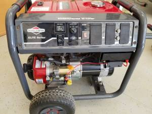 Emergency Generator (Briggs & Stratton Elite) (Owensboro)