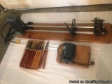 High End Wood Lathe and Tools-inch lathe and tools - (Issaquah