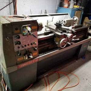 American turn master lathe 15 inch (Vancleve)