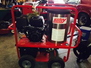 Hotsy 1075SSE Commercial Pressure Washer