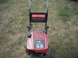 4.5 HP Briggs & Stratton Motor from Craftsman Power Washer with Cart (Thomas