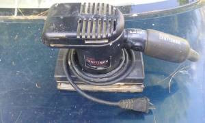 Craftsman Finishing Sander (Hudson Ma)