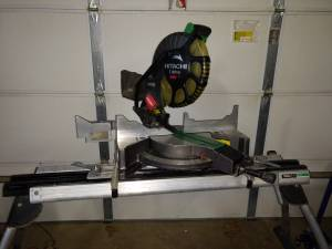 Hitachi chop saw / miter saw (Brookville)