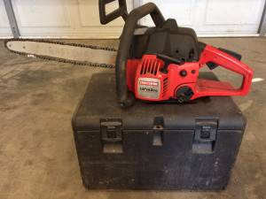 Chain saw (Mooresville)