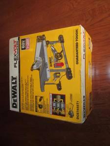 Dewalt 20/60 volt flex CORDLESS 8 1/2