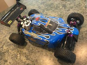 Redcat Racing Shockwave RC (Cheyenne)