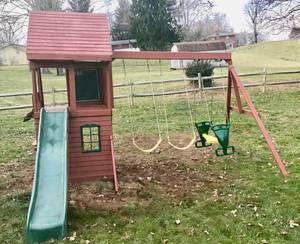 Cute Swingset (Newark)