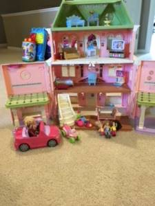 Fisher Price Doll House (Apex)