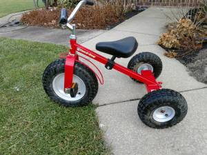 Girls bike & 2 tricycles (Harford Co.)