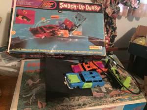 1960's/ 1970's vintage toys