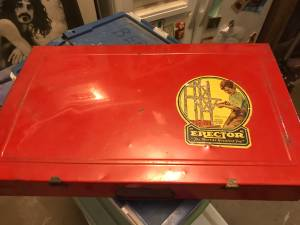 Vintage erector set (Etown)