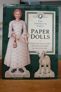 American Girl Felicity paper dolls - uncut (Suwanee)